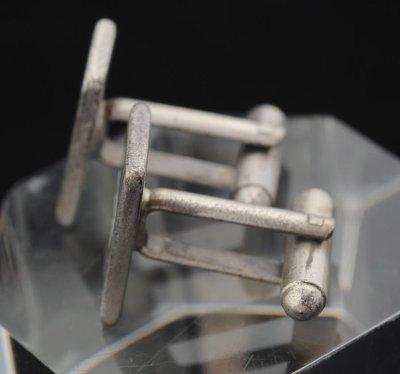 画像3: エンポリオアルマーニ「ロゴ入り」カフス