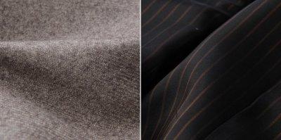 画像1: ジョルジオアルマーニ黒ラベル「カシミアxシルク」ジャケット(56)A/W 《《SALE》》