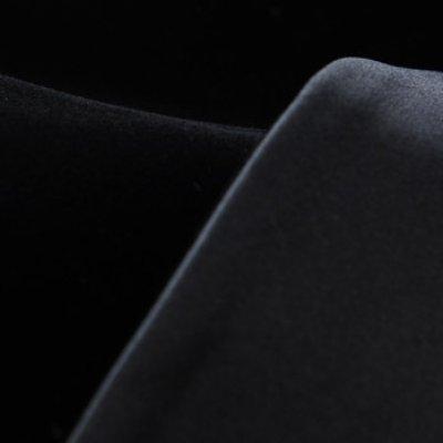 画像1: ジョルジオアルマーニ黒ラベルのベルベットジャケット(54)A/W 《《SALE》》