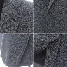画像4: ジョルジオアルマーニ黒ラベル「グレージャケット」(50)A/W (4)