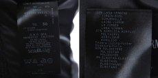画像5: ジョルジオアルマーニ黒ラベルのグレージャケット(50)A/W (5)