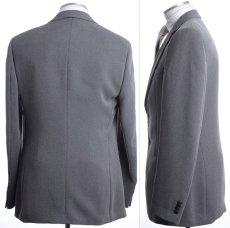 画像2: ジョルジオアルマーニ黒ラベルのオリーブスーツ(54L)A/W 60%OFF (2)