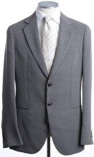 画像1: ジョルジオアルマーニ黒ラベルのオリーブスーツ(54L)A/W 60%OFF (1)