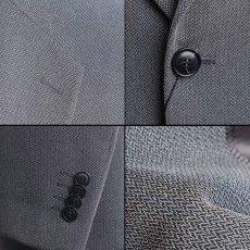 画像4: ジョルジオアルマーニ黒ラベルのオリーブスーツ(54L)A/W 60%OFF (4)