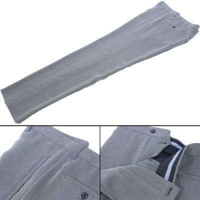 画像1: ジョルジオアルマーニ黒ラベルのオリーブスーツ(54L)A/W 60%OFF
