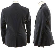 画像2: エンポリオアルマーニの紺色ジャケット(46/48/50/56)S/S (2)