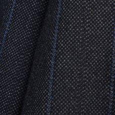 画像9: ジョルジオアルマーニ黒ラベル ウール「SOHOモデル」ストライプスーツ(48/50)A/W 【国内発送】 (9)