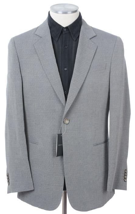 画像1: ジョルジオアルマーニ黒ラベルのジャケット(52)S/S (1)