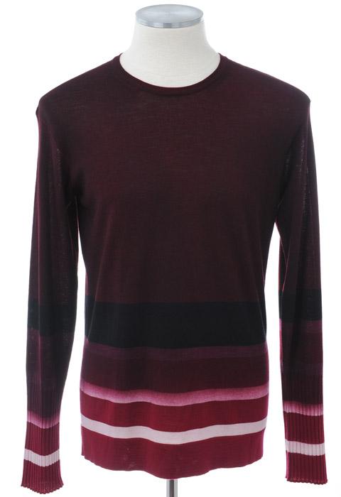 画像1: ジョルジオアルマーニ黒ラベルのセーター(50/54/56) A/W (1)