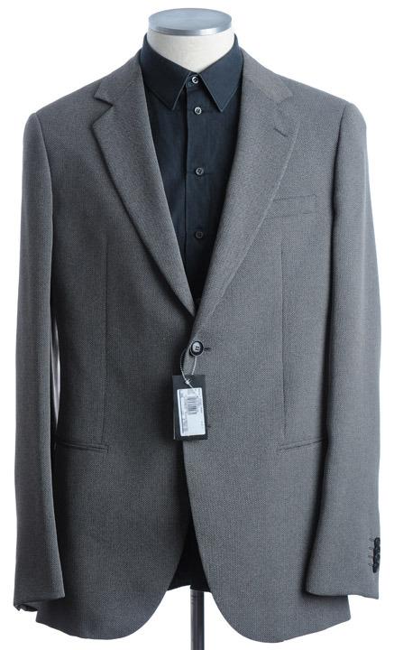 画像1: ジョルジオアルマーニ黒ラベルのオリーブブラウンスーツ(56)A/W 【国内発送】 《《SALE》》  (1)