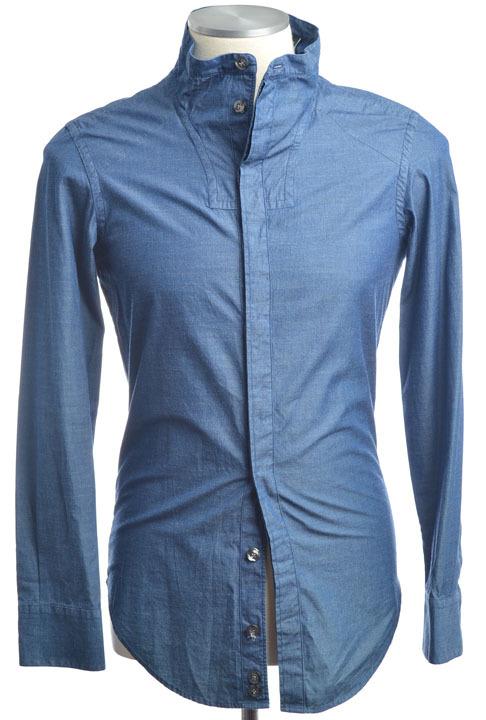 画像1: エンポリオアルマーニのシャツ (S) 半額 (1)