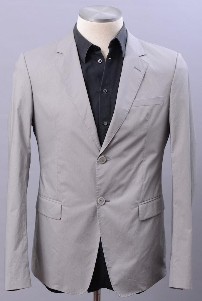 画像1: エンポリオアルマーニ「デヴィッドベッカムモデル」スーツ(54)S/S (1)