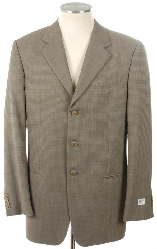 画像1: アルマーニ コレツィオーニのジャケット(50S/52L)S/S  《《SALE》》 【国内発送】 (1)