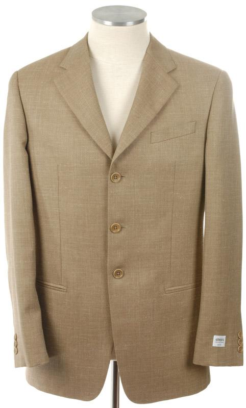 画像1: アルマーニ コレツィオーニのジャケット(50)S/S  《《SALE》》 【国内発送】 (1)