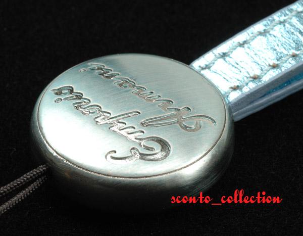 画像1: エンポリオアルマーニの珍しい携帯ストラップ (1)